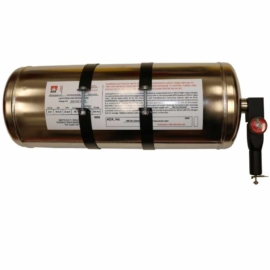 ADX PK 16LB Horizontal SS with Pressure Switch